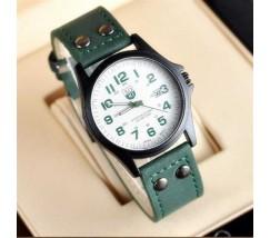 Чоловічий наручний годинник Soki зелений
