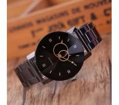 Наручний годинник чоловічий Кевін чорний