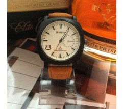 Чоловічий годинник Curren білий