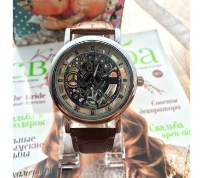 Наручные часы мужские с открытым механизмом