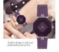 Часы женские наручные фиолетовые