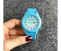 Жіночий наручний годинник Lacoste блакитний