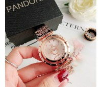 Жіночий годинник Pandora рожеве золото