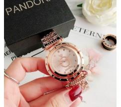 Женские часы Pandora розовое золото