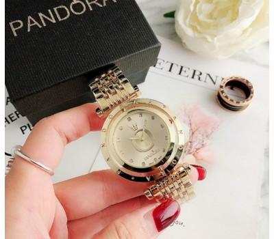 Женские часы Pandora золото