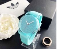 Модний жіночий годинник Adidas м'ятний