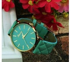Часы женские Geneva зеленые