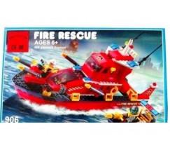 Конструктор Brick 906 Пожежна серія