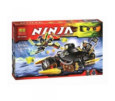 Конструктор Bela Ninja 10394