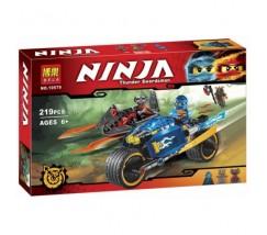 Конструктор Bela Ninja 10579