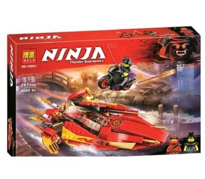 Конструктор Bela Ninja 10801