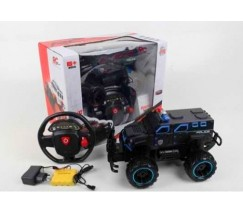 Машина на р/у 666-640F черная