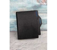 Кошелек бумажник мужской Bogesi черный