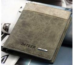 Портмоне кошелек мужской Yateer 4