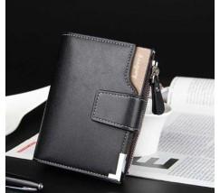 Чоловічий гаманець чорний