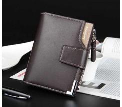 Чоловічий гаманець коричневий