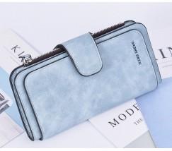 Жіночий гаманець клатч EngSheng Forever блакитний