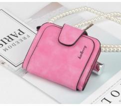 Жіночий маленький гаманець Baellery Forever яскраво-рожевий