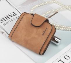 Жіночий маленький гаманець Baellery Forever коричневий