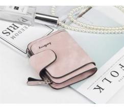 Женский маленький кошелек Baellery Forever светло-розовый