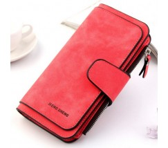 Жіночий гаманець клатч EngSheng Forever червоний