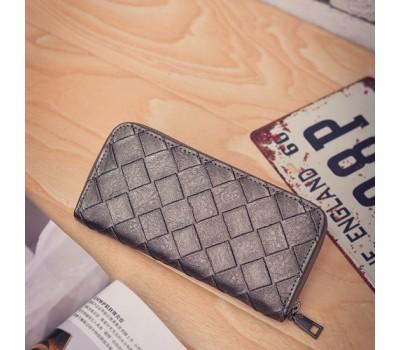 Женский кошелек портмоне бронзовый