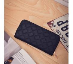 Женский кошелек портмоне черный