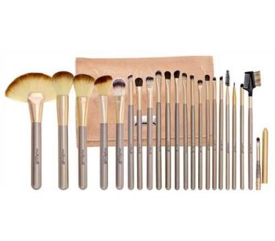 Набор кистей из 22 инструментов в золотом футляре maXmaR