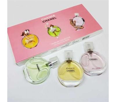 Набор мини-парфюмов Chanel Chance