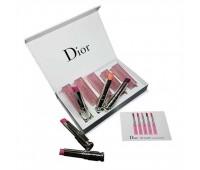 Набор бальзамов для губ Dior Lip Glow