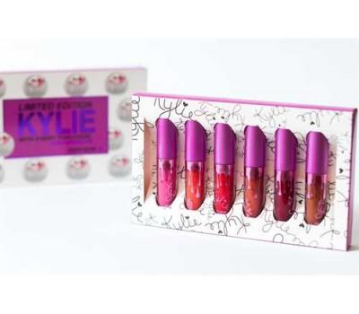 Набор матовых помад Kylie Limited Edition