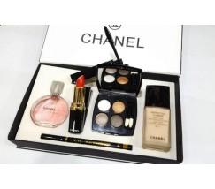 Набор косметики и парфюмерии Chanel 6 in 1