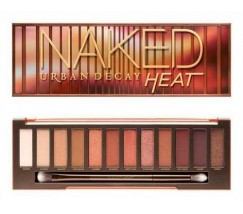Палитра теней Urban Decay Naked Heat