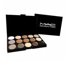 Професійна палітра тіней MAC 15 відтінків