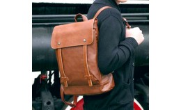 Как выбрать мужской кожаный рюкзак?