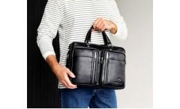 Мужские сумки на все случаи жизни
