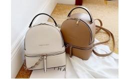 Рюкзак из экокожи какой в моде?