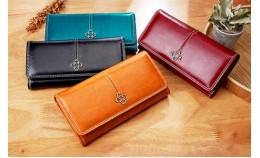 Великий жіночий гаманець, як вибрати?