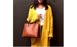 Большая женская сумка не только для покупок
