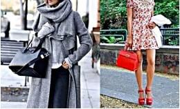 Какую сумку носить зимой, а какую летом?