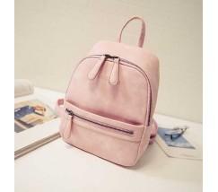 Рюкзак маленький розовый