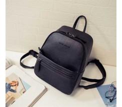 Рюкзак маленький черный