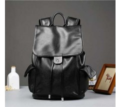 Стильний чоловічий рюкзак чорний