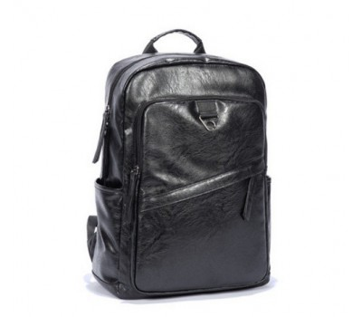 Стильный рюкзак для мужчин черный