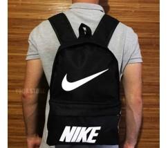 Спортивний рюкзак портфель Nike чорний