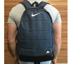 Спортивний рюкзак Nike синій