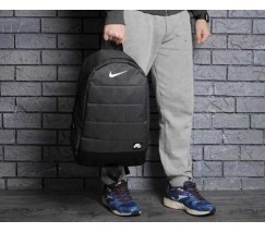 Спортивний рюкзак Nike сірий