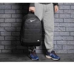 Спортивный рюкзак Nike серый