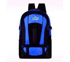 Великий спортивний рюкзак блакитний