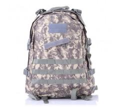 Армійський похідний рюкзак сірий